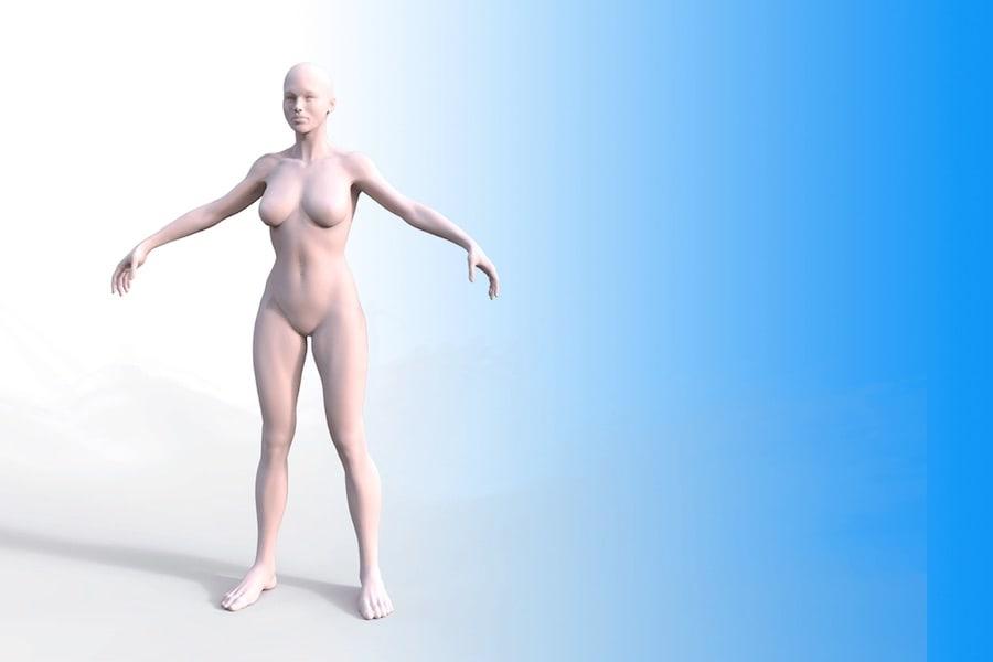 ANTROPOMETRIA 3D