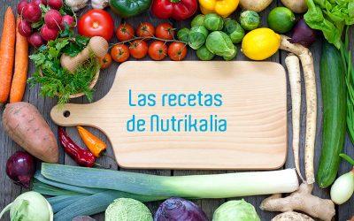 EL RECETARIO DE NUTRIKALIA