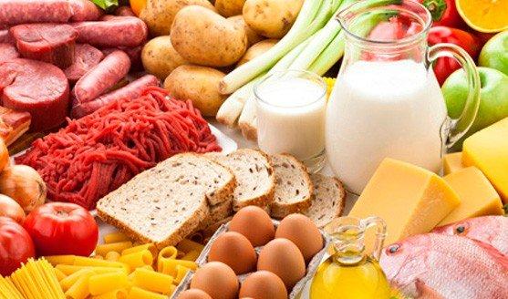 Alimentos no permitidos en dieta hiperproteica