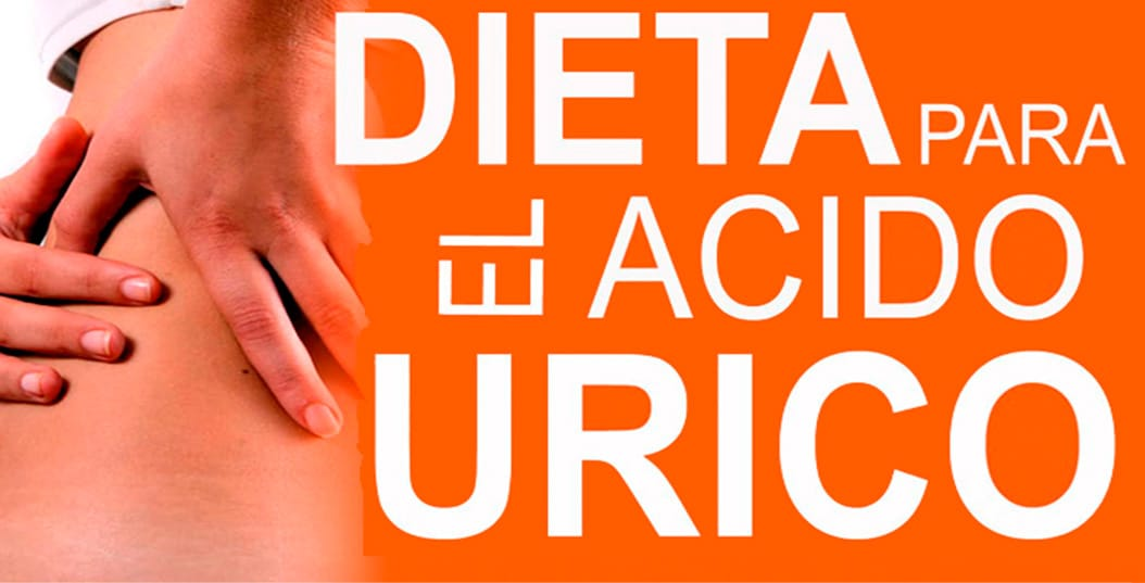 Dieta para el ácido urico