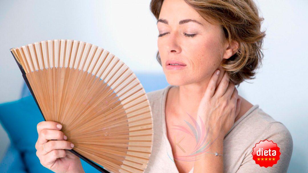 Dieta para la menopausia: Alimentación adaptada a tus síntomas.